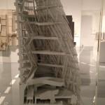 Atrium detail งาน Phare Tower Paris ของ Morphosis