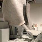 งาน Phare Tower Paris ของ Morphosis